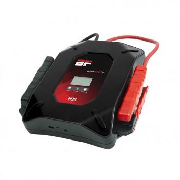 Booster de démarrage hybride portable 12 V H95 2000 A Lemania Energy