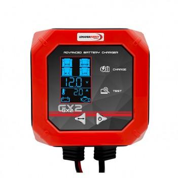 Chargeur de batterie 12V - 2.0A GX2 Lemania Energy