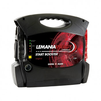 Start Booster 12V Portable 18Ah P1-2000 Lemania Energy