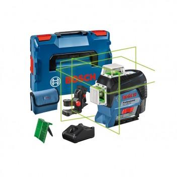 Laser lignes GLL 3-80 CG + Accu et chargeur Bosch