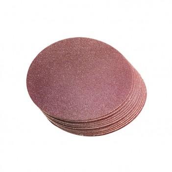 Papier ponçage Velcro diamètre 300mm P60-120 Alduro