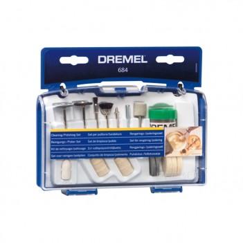 Kit nettoyage / polissage Dremel