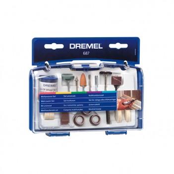 Kit d'accessoires multi-usage 687 Dremel