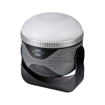 Lampe OLI LED polyvalente 350 lumen, avec haut-parleur bluetooth Brennenstuhl