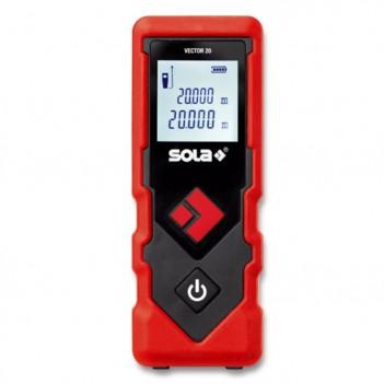 Télémètre laser Vector 20 - Sola