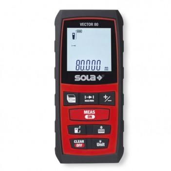 Télémètre laser Vector 80 - Sola