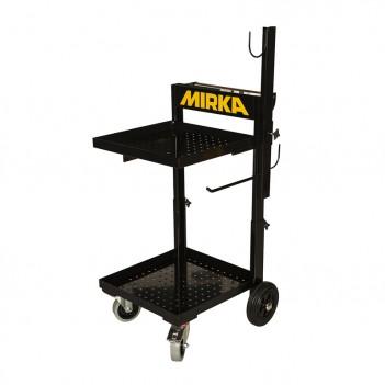 Chariot pour extracteur de poussière Mirka