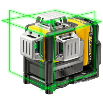 Laser multilignes 3x 360˚XR...