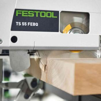Scie plongeante TS 55 FEBQ-Plus + lame Festool