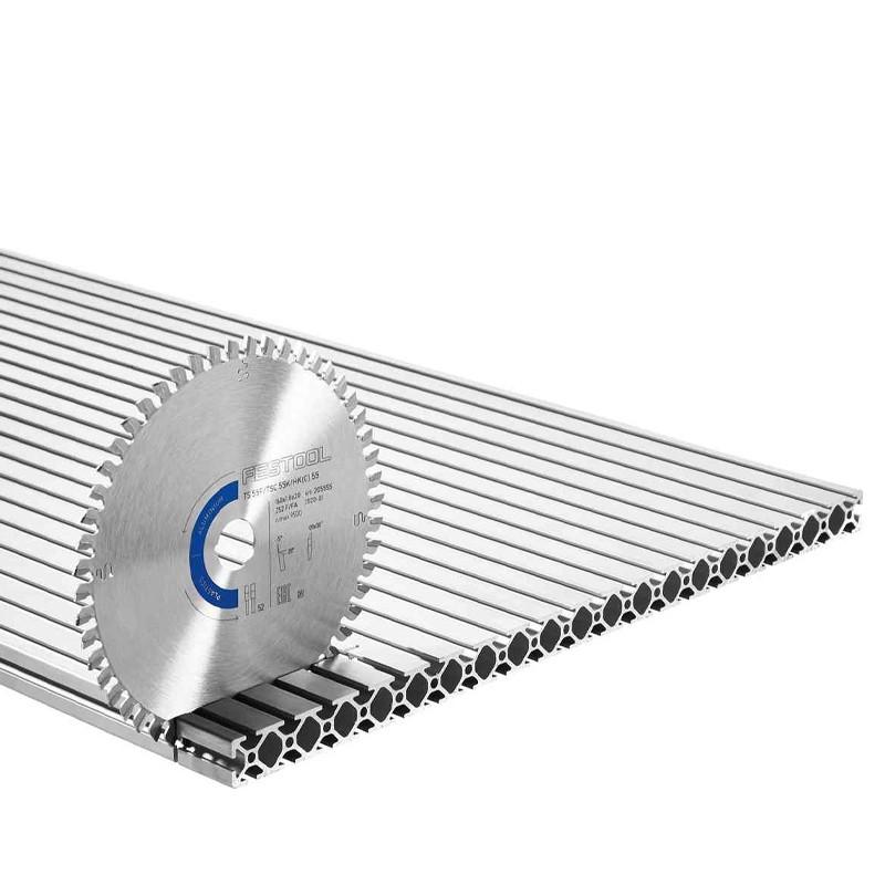 Lame de scie circulaire ALUMINIUM/PLASTICS HW 160x1,8x20 F/FA52 Festool