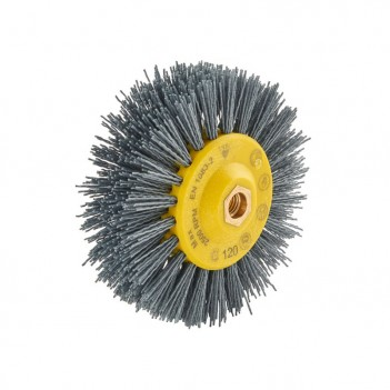 Brosse circulaire 9123 P60-80-120 SIA Abrasives