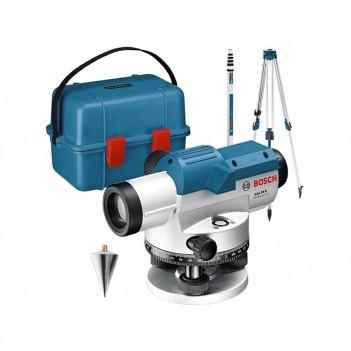 Niveau optique GOL 26 D + pige + trépied Bosch