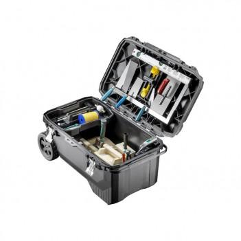 Caisse à outils de maçon MOBIL 29-pcs Technocraft