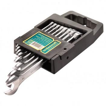 Jeu de 12 clés mixtes 8-22 mm Technocraft
