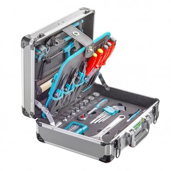 Coffre à outils 106 pcs Pro Compact Technocraft