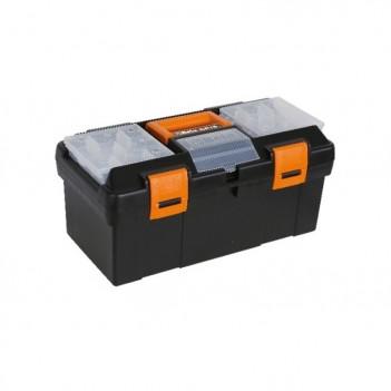 Boîte à outils avec plateau et bacs de rangement Beta CP15