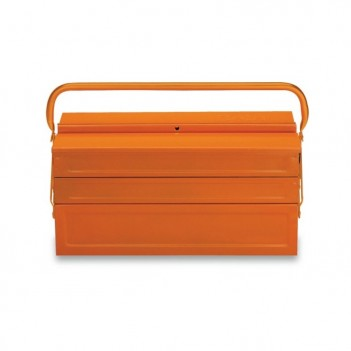 Boîte à outils 5 cases métallique Beta C20L