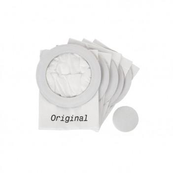 Paquet de 5 sacs à poussière 10L pour aspirateur GD10 Nilfisk