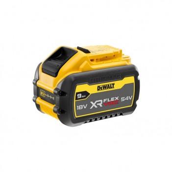 Batterie XR Flexvolt 18V/54V 9Ah Li-ion DCB547 DeWalt