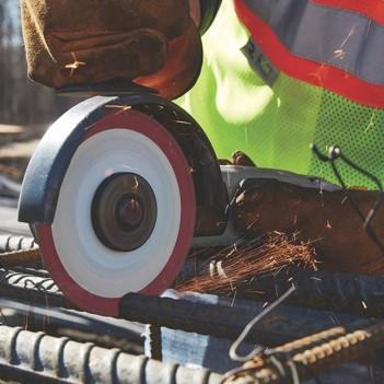 Disque de coupe meuleuse Lenox MetalMax 230x2,1mm