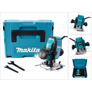 Défonceuse plongeante Makita RP0900J