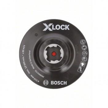 Plateaux de ponçage X-LOCK auto-agrippants Bosch