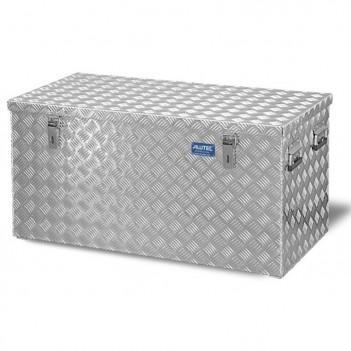 Box de rangement en aluminium R250 102cm Alutec