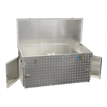 Box de rangement en aluminium R883 170cm Alutec