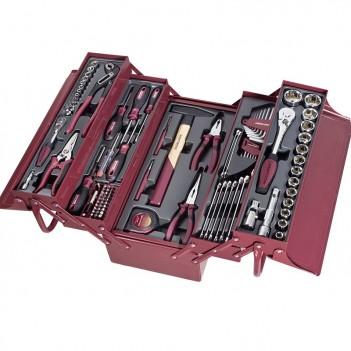 Caisse de 106 outils pour lycée professionnel Kraftwerk 3036