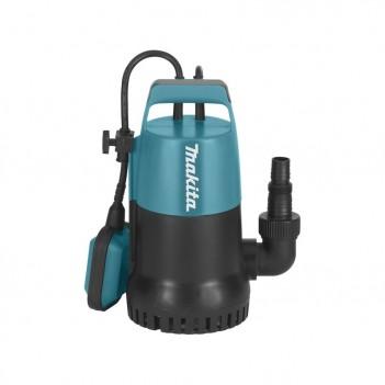 Pompe vide-cave à eau claire 300 W Makita PF0300
