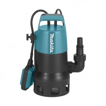 Pompe vide-cave à eau claire 400 W Makita PF0410