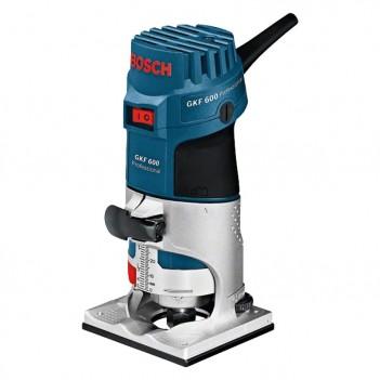 Affleureuse 600W GKF 600 Bosch
