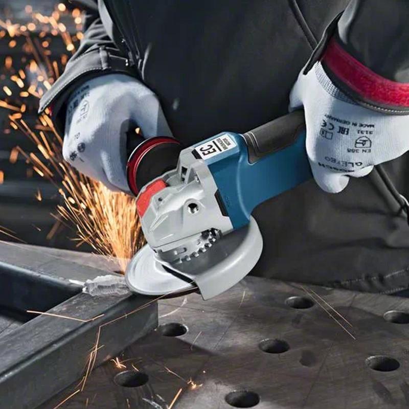 Casque de sécurité 3M™ H700 BLEU, ventilé, avec harnais à crémaillère et basane synthétique
