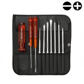 Jeu de tournevis avec lames changeables PB Swiss Tools PB 215.ind