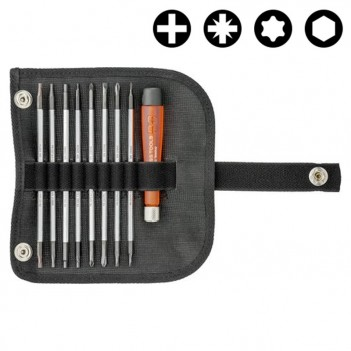 Jeu de tournevis avec lames changeables PB Swiss Tools PB 515