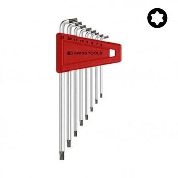 Jeu clés mâles coudées Torx PB Swiss Tools PB 2411