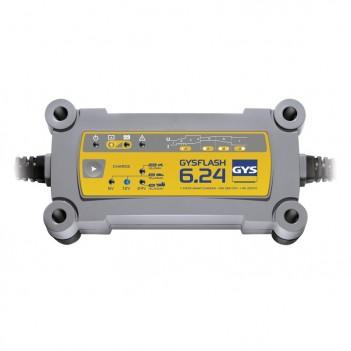 Chargeur polyvalent 6V-24V Gysflash 6.24 Gysv