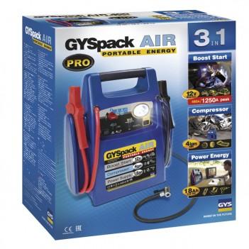 Démarreur autonome Gyspack AIR 12V 400A Gys