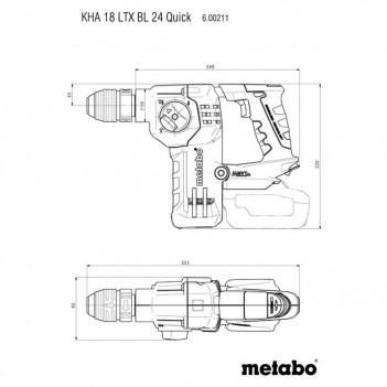 Scies sauteuses CARVEX PSC 420 Li 18 PSC 420 Li 5,2 EB-Plus