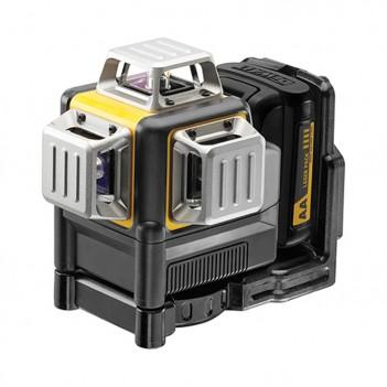 Laser Multilignes 3 x 360° DeWalt DCE089LR
