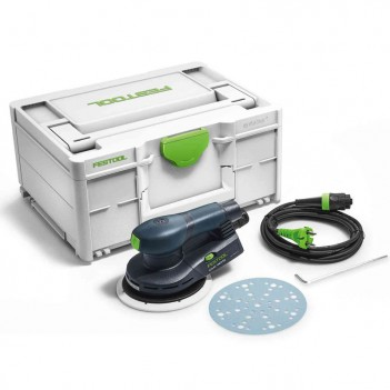 Ponceuse excentrique ETS EC150/5 EQ-Plus Festool