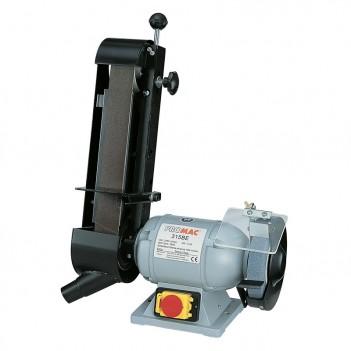 Touret-Ponceuse à bande 230 V, bande 50x1000mm Promac