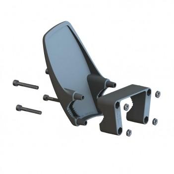 Adaptateur hygiénique pour poignée de porte H1 CardaTec