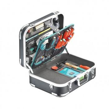 Coffre à outils 116 pièces Technocraft Pro Chrome Wood