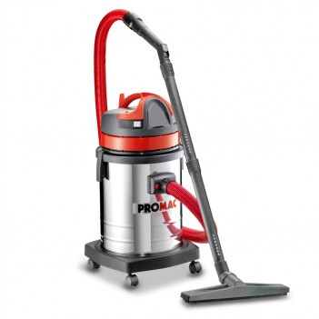 Aspirateur eau + poussières 32l VAC-32TB Promac