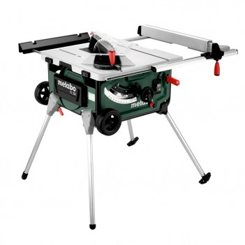 Scie circulaire à table TS 254 Metabo