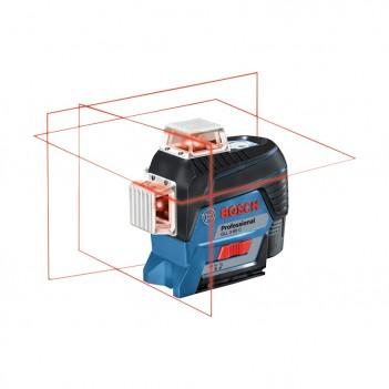 Laser lignes GLL 3-80 C + Accu et chargeur Bosch