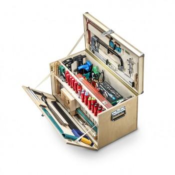 Caisse à outils 166 pièces pour charpentiers Classic Technocraft