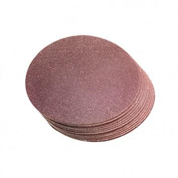 Papier ponçage Velcro diamètre 150mm P60-120 Alduro