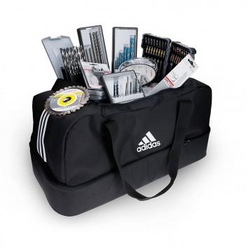 Accessoires et consommables Bosch + Sac Adidas